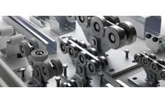 Фурнитура для откатных ворот Comunello MINI до 500 кг (оцинкованная)
