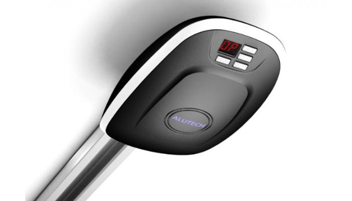 Автоматика для гаражных ворот Alutech Levigato LG-500