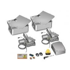 Автоматика для распашных ворот Roger KIT BR21/353DHP