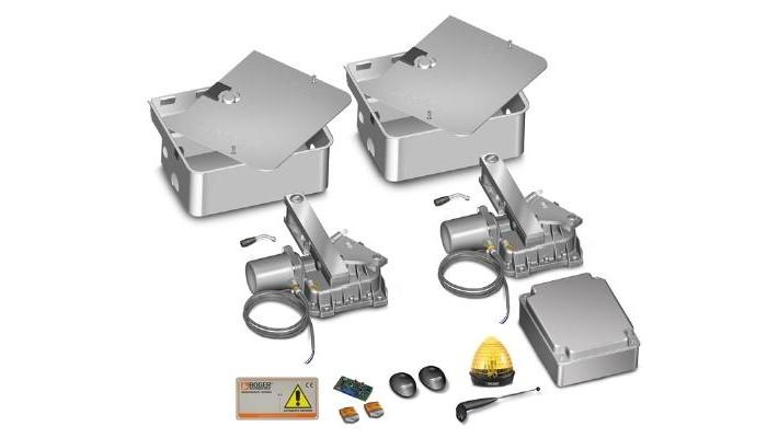 Автоматика для распашных ворот Roger KIT R21/353