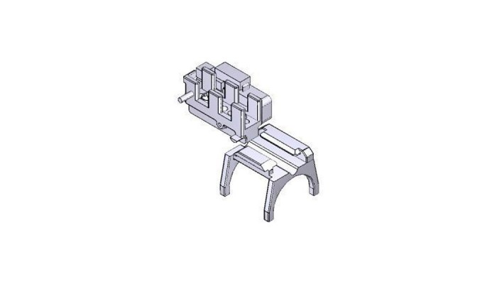 Каретка и микровыключатели с креплением Came ATI 88001-0151