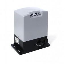 Автоматика для откатных ворот FAAC 741