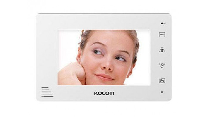 KOCOM KCV-A374 monoSD