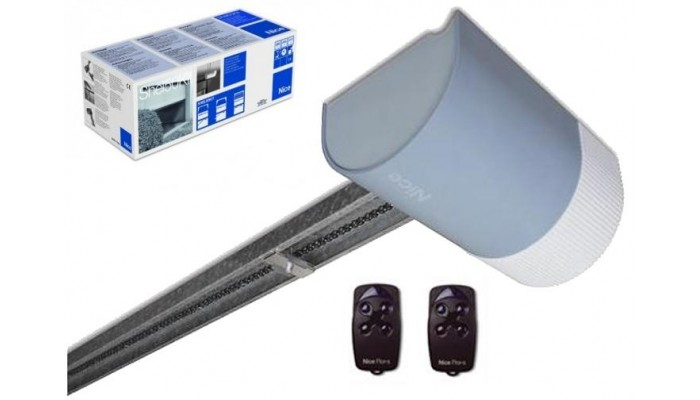 Автоматика для гаражных ворот Nice SHEL60 KCE