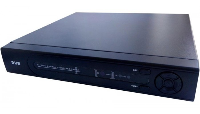 Видеорегистратор SVS 2AHD804