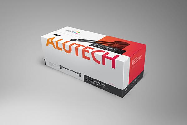 Аlutech Scopio SC-3000SKIT упаковка